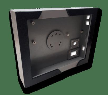 Gabinete Plástica para Monitoramento